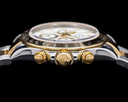 Rolex Daytona 116523 White Dial 18K Yellow Gold / SS Ref. 116523