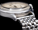 Patek Philippe 130 Chronograph Stainless Steel 130A RARE Ref. 130A
