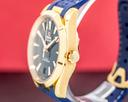 Omega Seamaster Aqua Terra Co-Axial Master Blue Dial 18k Rose Gold Ref. 220.52.41.21.03.001
