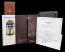 Patek Philippe Calatrava 5524G Pilot Travel Time 18k White Gold Ref. 5524G-001