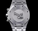 Audemars Piguet Royal Oak 26331ST Chronograph Blue Dial SS 41MM Ref. 26331ST.OO.1220ST.01
