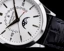 Patek Philippe Retrograde 5496P Perpetual Calendar Platinum FULL SET + PP SERVICED Ref. 5496P-001