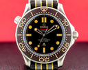 Omega Seamaster 300M 007 Co-Axial Master Chronometer Titanium 42MM Ref. 210.92.42.20.01.001