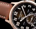 Patek Philippe Calatrava 5524R Pilot Travel Time TIFFANY & CO 18K RG UNWORN Ref. 5524R-001