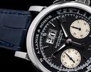 A. Lange and Sohne Datograph Flyback 403.035 Platinum 39MM FULL SET Ref. 403.035