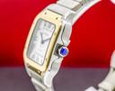 Cartier Santos Medium SS / YG Automatic Ref. W2SA0007