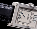 Cartier Tank a Vis Wandering Hour Privee Collection 18K White Gold W1529451 Ref. W1533451