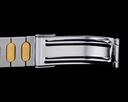 Patek Philippe Nautilus 3770 Ellipse SS / 18K Quartz Ref. 3770/1JA