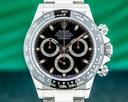Rolex Daytona 116500 Ceramic Bezel SS / Black Dial 2021 Ref. 116500LN