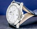 Blancpain Leman Double Timezone SS White Dial 40MM Ref. 2860-1127-53B