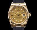 Rolex Sky Dweller 326238 Silver Dial 18k Yellow Gold / OysterFlex 2021 Ref. 326238