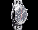 Patek Philippe Annual Calendar 5960/1A-010 Black Dial Chronograph SS DISCONTINUED Ref. 5960/1A-010