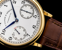 A. Lange and Sohne 1815 Up & Down 234.032 18K Yellow Gold Ref. 234.021