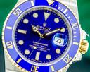 Rolex Submariner 116613 Ceramic Blue Dial 18K / SS 2019 Ref. 116613