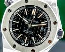 Audemars Piguet Royal Oak 15710ST Offshore Diver Black / Rubber UNWORN Ref. 15710ST.00.A002CA.01