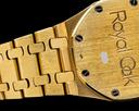 Audemars Piguet Royal Oak 4100BA Automatic Champagne Dial 18k Ref. 4100BA