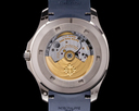 Patek Philippe Aquanaut 5168G 18K White Gold / Blue Dial 2021 Ref. 5168G-001