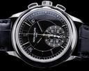 Patek Philippe Chronograph Annual 5905P Calendar Platinum / Black Dial FULL SET Ref. 5905P-010