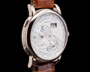 A. Lange and Sohne Lange 1 116.050 Time Zone 18K HONEY GOLD RARE Ref. 116.050