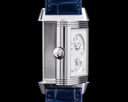 Jaeger LeCoultre Reverso Tribute Duoface Day / Night Small Seconds SS Ref. 3988482